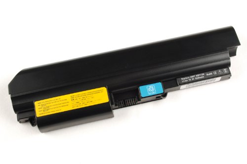 ATC 6 CELL BATTERY FR IBM LENOVO ThinkPad Z60t Z61T 40Y6791[10.8V 5200mAh]