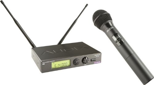 Audix RAD 360 Wireless Microphone system, Black (614-638 MHz)