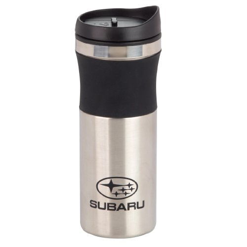 Genuine Subaru Malmo Stainless Steel Travel Tumbler Mug