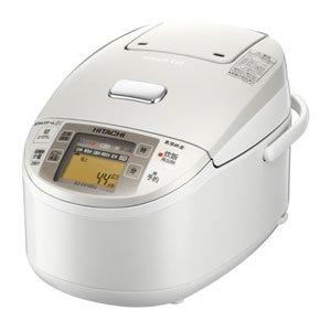 HITACHI 圧力スチームIH炊飯器 5.5合 パールホワイト RZ-SX100J-W RZ-SX100J-W