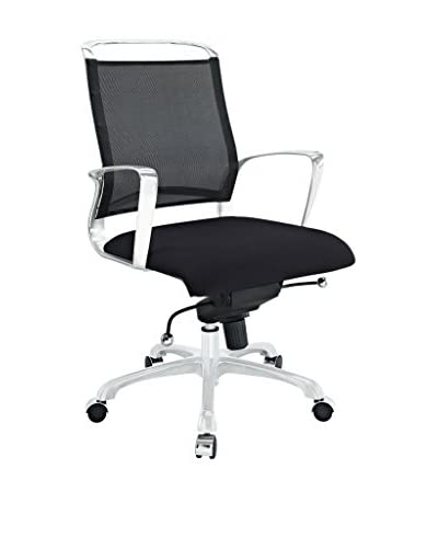 Modway Strive Mid Back Office Chair, Black