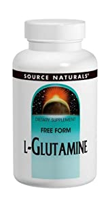 Source Naturals L-Glutamine Powder, 16 Ounce from Source Naturals