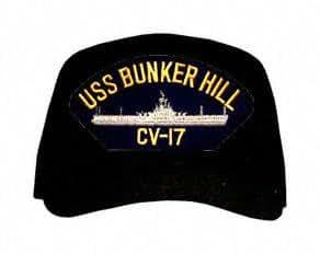 USS Bunker Hill CV-17