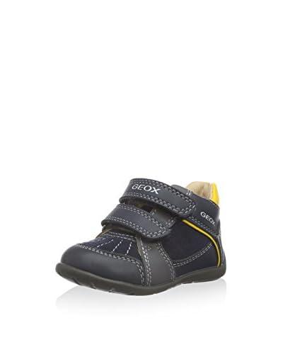 Geox Sneaker B Kaytan C  [Blu Navy/Giallo]