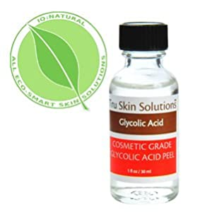 Click to buy Glycolic Acid Skincare: Professional Grade 20% Glycolic Acid Chemical Facial Peel from Amazon!