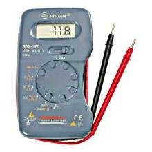 Steren Digital Auto Range Multimeter