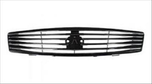OE Replacement Infiniti G35 Grille Assembly (Partslink Number IN1200116) (Infiniti G37 Black Emblem compare prices)
