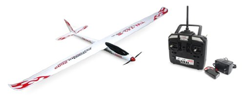 Phoenix 2000 742-3 4CH 2.4GHz Electric RTF Remote Control RC Airplane (Color May Vary)