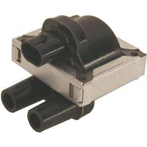 Fiat Seicento 1.1i Sporting Petrol (2000-) Coils BLOCK TYPE COIL by FuelParts