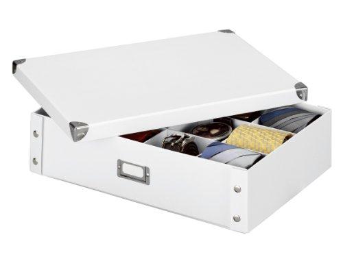 zeller-17769-belt-tie-box-paperboard-445-x-315-x-11-white