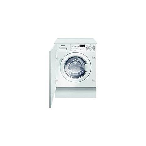 Siemens WI14S421FF machine à laver - machines à laver (Intégré, Charge avant, A+, A, B, Blanc)