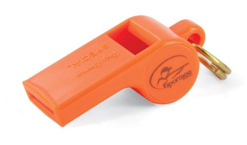 SportDOG Brand Roy Gonia Special Whistle - Orange (Training Dog Whistle compare prices)