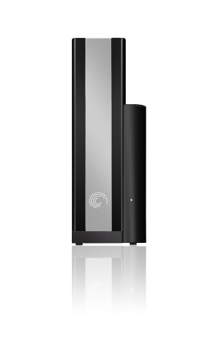 Seagate GoFlex GoFlex Desk 3 TB External Hard Drive for Mac with Thunderbolt Adapter - Black (STBC3000102)