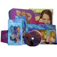 Hannah Montana Get Well Gift Baskets and Birthday Gifts for Girls