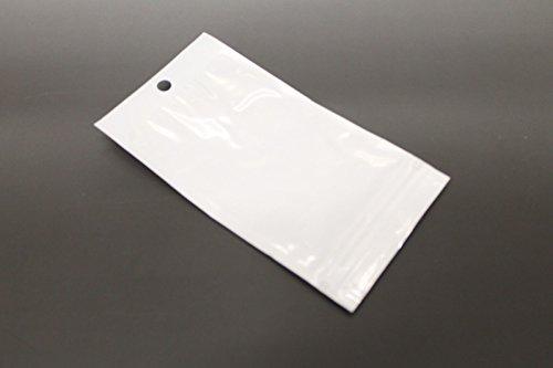 [해외]구멍 탭 태그 25 개 가방 (6 × 3.25) 흰색 투명 애 플라스틱 가방 - A-플러스 쇼핑 (미국 판매자)/25 pcs bags (6  x 3.25 ) White Transparent Ziplock Plastic