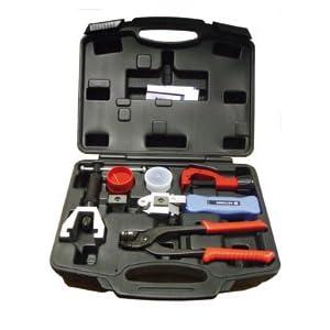 Clarik Sykes Pickavant 02729600 Flaremaster2 Hand Held Brake Pipe Flaring Tool Kit
