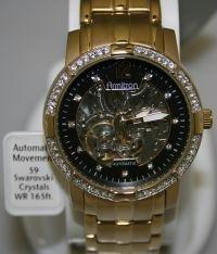 Armitron Watch 204518Bkgp