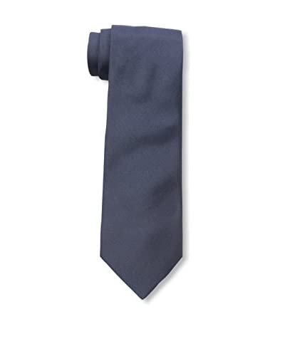 Valentino Men's Woven Jacquard Tie, Dark Navy