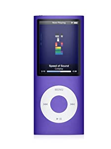 Apple iPod nano 8GB - Purple - 4th Generation