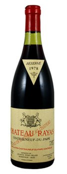 1978 Rayas Cdp 750Ml