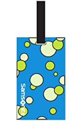 Samsonite Luggage Tag - Bubbles