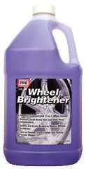 #1 Wheel Brightener & Cleaner, makes 2 GALLONS ! Super Wheel Brightener Commercial/Dealer Grade 1Gal/128oz