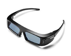 BenQ 5J.J7K25.001 BenQ DLP Link 3D Glasses (Black)