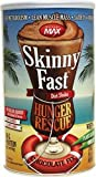 Skinny Fast Hunger Rescue Diet Shake, Chocolate Fix, 17 oz (483 g)