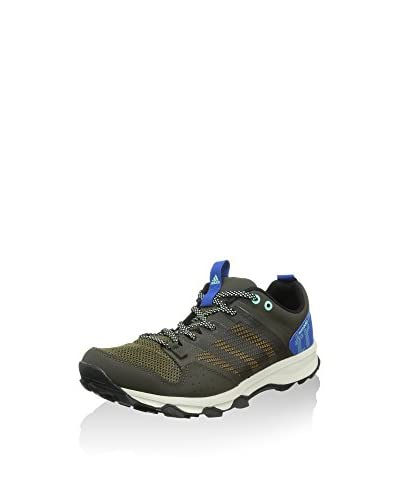 adidas Sneaker Kanadia 7 Trail [Marrone/Nero/Blu]
