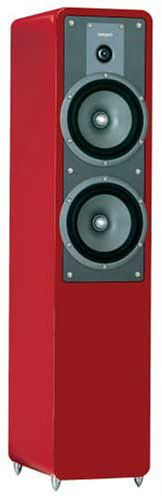 Tangent 10425 Clarity 8 red front speaker