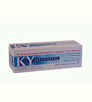 KY Jelly - 2 oz Tube