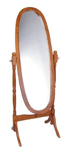 Oak Bedroom Vanity front-1076533