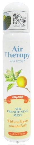 Air Freshener Original Orange, 4.6 Fl Oz, From Air Therapy Mia Rose