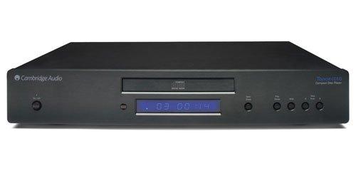 Cambridge CD10 Lecteur CD 24/192 kHz S/PDIF Dac WM 8716 Finition Noir