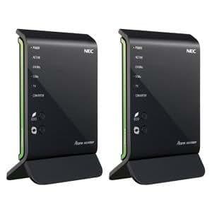 NEC AtermWG1400HP(HPモデル)イーサネットコンバータセット