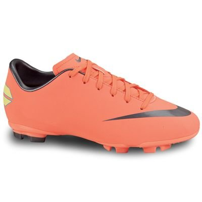 Nike Junior Mercurial Victory III Firm Ground Football Boots - J4
