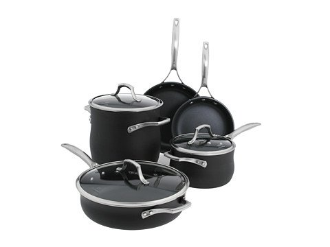 Calphalon Unison Nonstick 8-Piece Set Cookware Sets