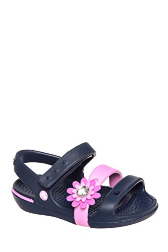Girls Keeley Petal Charm Sandal