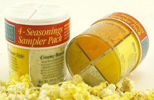 Wabash Valley Farms Popcorn Seasoning - 4 Flavours