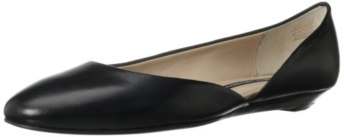 French Connection Asia Donna US 6 Nero Ballerine
