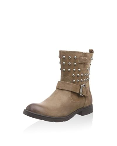 Geox Botas moteras NULL Taupe