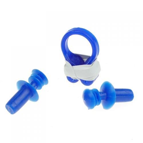 Schwimmen Nasenklammer Ohrenschutz Weich Silikon