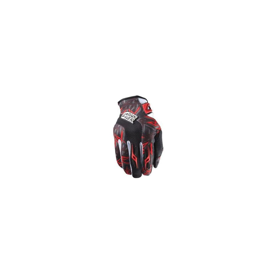 Answer Racing Ion Gloves   Large/Red/Black