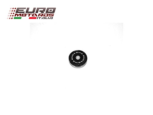 Ducati Monster S2R Ducabike Italy Left Front Axle Cap Black