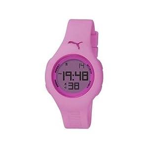 Puma Loop Digital Pink Dial Women's watch #PU910912004
