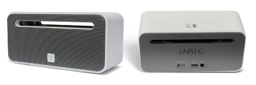 Westinghouse Unplug Wireless Bluetooth Sound System - White