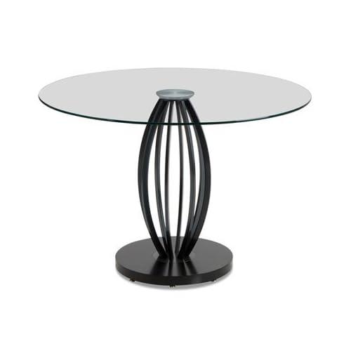 .com - Carousel Modern Round Dining Table - MOTIF Modern Living