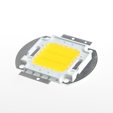Ggspl 20W 1400Lm 4500K 20 X Cob Led Warm Light 20-Series 1-Parallel Lamp Source Module - (30~35V)