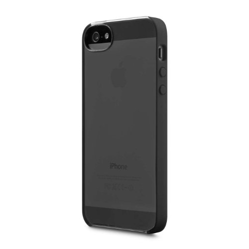 Incase Pro Snap Case for iPhone 5 - Retail Packaging - Clear/Black