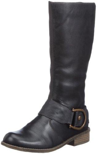 Rieker Kinder Peggy Boots Girls Black Schwarz (schwarz/schwarz 01) Size: 12.5 (31 EU)